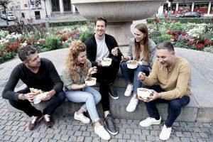 Lunchit App – der digitale Essenszuschuss für mehr Mitarbeitermotivation
