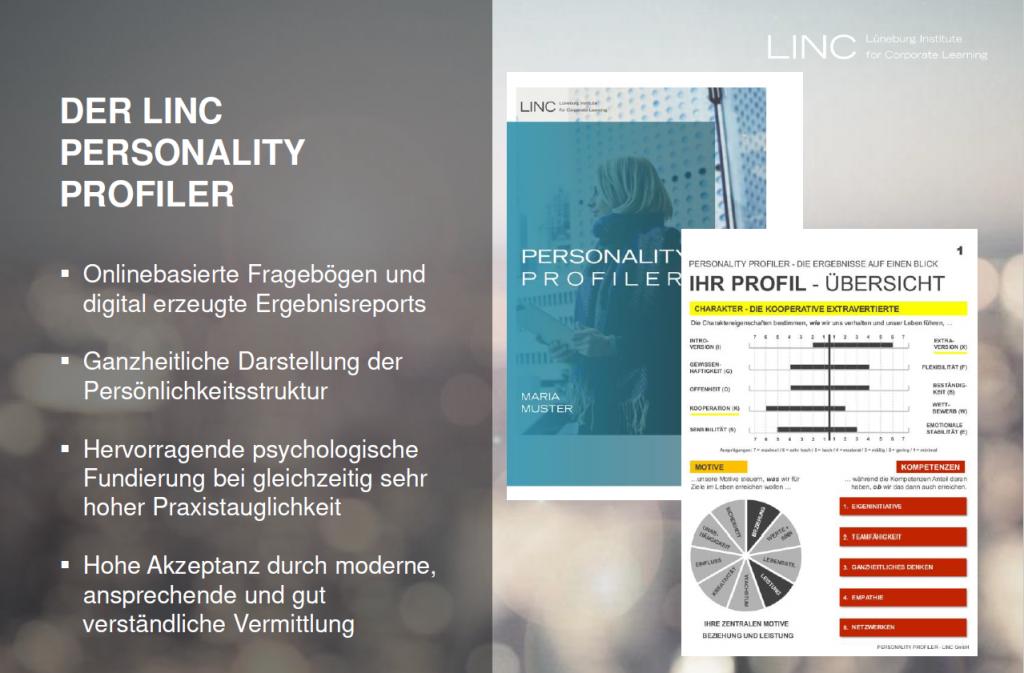 Der LINC Personality Profiler